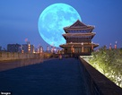 Trung Quốc sẽ chiếu sáng đất nước bằng mặt trăng nhân tạo vào năm 2020