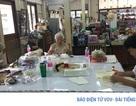 Người cao tuổi Thái Lan vẫn có thể làm ra tiền trong trại dưỡng lão