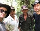 """""""Thợ săn"""" MH370 tại rừng Campuchia bỏ cuộc vì suýt chết"""