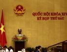 Chủ tịch Quốc hội trình nhân sự để bầu Chủ tịch nước