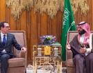 Bộ trưởng Tài chính Mỹ gặp Thái tử Ả-rập Xê-út giữa lúc căng thẳng