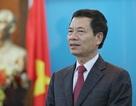 Trình Quốc hội phê chuẩn ông Nguyễn Mạnh Hùng làm Bộ trưởng Bộ TT&TT
