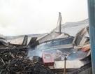 Cận cảnh hiện trường vụ cháy âm ỉ suốt hơn 10 tiếng