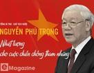 Tổng Bí thư - Chủ tịch nước và nhiệt lượng cho cuộc chiến chống tham nhũng