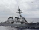 Mỹ điều tàu chiến qua eo biển Đài Loan giữa lúc căng thẳng với Trung Quốc