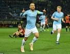 Man City thắng tưng bừng trên sân của Shakhtar