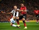 Những điểm nhấn từ thất bại của Man Utd trước Juventus