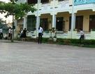 Một thầy giáo xông vào trường học hành hung cả vợ lẫn đồng nghiệp