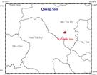 Bốn ngày, 3 trận động đất xảy ra ở Sông Tranh 2
