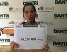 Bạn đọc giúp đỡ gia đình chị Nguyễn Thị Thay hơn 88 triệu đồng
