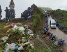 Choáng với hình ảnh rác thải ngổn ngang ở thiên đường lau trắng Quảng Ninh