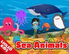 """Tiếng Anh trẻ em: Chinh phục từ vựng chủ đề """"sinh vật đại dương"""""""