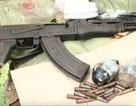 Cảnh sát nổ súng tiêu diệt tội phạm người Lào buôn ma túy