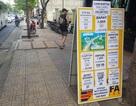 Nha Trang: Nhiều cửa hàng công khai thu đổi, niêm yết bằng ngoại tệ