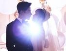 Đường Yên và La Tấn khoe ảnh cưới lãng mạn, chính thức trở thành vợ chồng