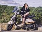 """Chàng thủ khoa kép du lịch khắp Việt Nam bằng chiếc xe máy """"hoen gỉ"""""""