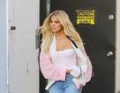 Khloe Kardashian quyến rũ sau khi lên chức mẹ