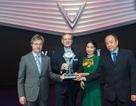 """VinFast được vinh danh """"Ngôi sao mới"""" tại Paris Motor Show"""