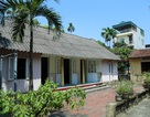 Ngôi nhà cấp 4 giản dị của nguyên Tổng Bí thư Đỗ Mười ở quê nhà