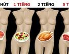 """Nắm vững thời gian cơ thể tiêu hóa các món ăn để """"sống khỏe mỗi ngày"""""""