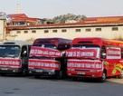 Nhiều xe khách căng băng rôn phản đối xe… Limosine
