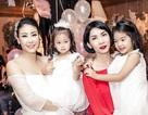 Dàn sao Việt đình đám đến mừng sinh nhật con gái Hoa hậu Hà Kiều Anh