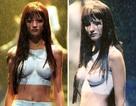 18 tuổi, ngực trần trình diễn catwalk, người mẫu Gisele Bundchen đã bật khóc nức nở