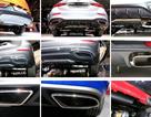 """Bộ sưu tập ống xả ô tô kiểu """"giả cầy"""" tại Paris Motor Show"""