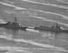 Nguy cơ thổi bùng căng thẳng Mỹ - Trung sau cuộc chạm trán trên Biển Đông