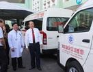 Thành lập trung tâm cấp cứu 115 sau 29 năm tái lập tỉnh