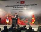 Hàn Quốc sắp chuyển giao tàu tuần tra cho Việt Nam