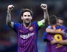 """11 cầu thủ xuất sắc nhất lượt thứ 2 Champions League: Messi """"khoe sắc"""" cùng Neymar"""