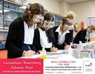 Cơ hội gặp gỡ trực tiếp đại diện 5 trường Trung học Nội trú Cao cấp CAIS 2018