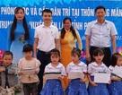 Khánh thành công trình phòng học và cầu Dân trí tại điểm trường Đồng Măng, Phú Thọ