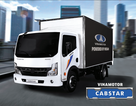 Vinamotor ra mắt xe tải nhẹ Euro 4 và xe khách 47 chỗ hoàn toàn mới