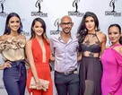 NTK Các Lâm ngồi ghế nóng cuộc thi Miss Universe Honduras 2018