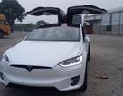 Bất ngờ chiếc SUV tăng tốc nhanh nhất thế giới Tesla Model X P100D về Việt Nam