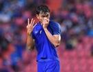 """""""Sát thủ"""" ghi 6 bàn của Thái Lan từng suýt bỏ bóng đá"""