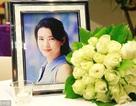 Tang lễ buồn của mỹ nhân có số phận bi thương Lam Khiết Anh