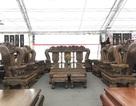 Trong nhà đại gia: Bộ bàn ghế 3,2 tỷ đồng, báu vật vạn niên tùng quý hiếm