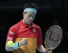 Federer thua sốc ngay trận đầu ra quân ATP Finals