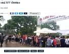 """Báo Thái Lan sốc vì cơn sốt vé """"khủng khiếp"""" ở Việt Nam"""