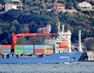 Tàu Nga mang hàng loạt khí tài quân sự tiến về Syria