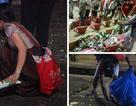 Nhặt rác sau trận đấu, CĐV Myanmar gây ấn tượng với báo nước ngoài