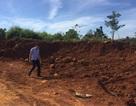 Chủ tịch xã bị hành hung khi đi xử lý khai thác đất trái phép