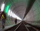 Hình hài tuyến metro đầu tiên của TPHCM sau 6 năm thi công
