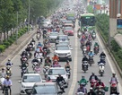 """Buýt nhanh BRT ở Hà Nội thành """"xe buýt chậm"""" vì ùn tắc"""