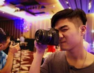 Trải nghiệm mẫu camera không gương lật EOS R mới nhất của Canon