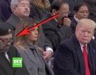 """Video ông Trump nhìn chằm chằm nhà vua Morocco ngủ gật """"gây sốt"""""""