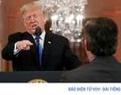 CNN kiện Tổng thống Trump: Cuộc chiến pháp lý bắt đầu
